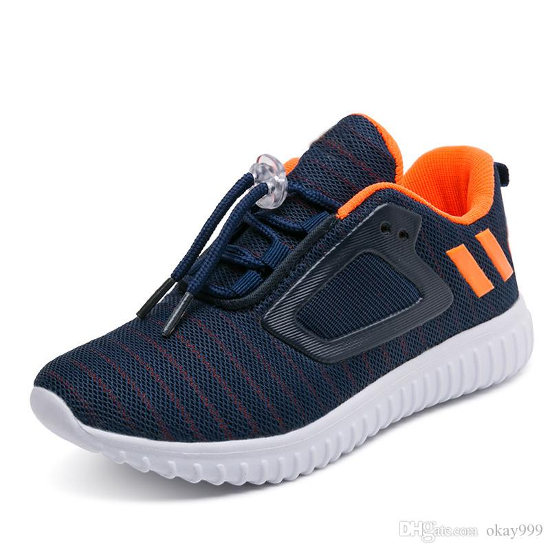667a206e25f Compre Marca Coreana Comercio Exterior Zapatos Para Niños Tenis Infantil  Primavera Producto Nuevo Zapatos Para Correr Niña Zapatillas Zapatillas De  Bebé A ...
