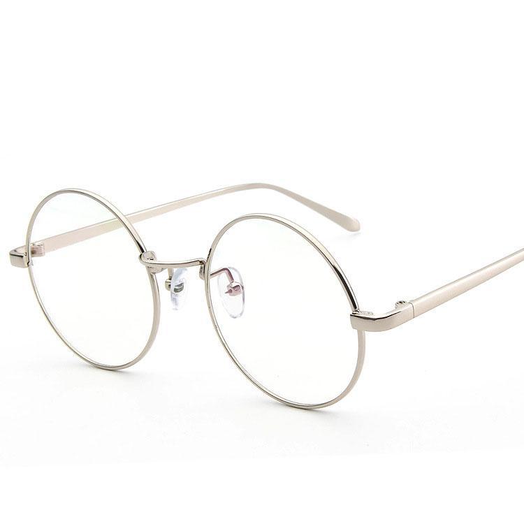 4d82ca5898b Glasses Women Optical Frame Square Vintage Eyeglasses Frames With ...