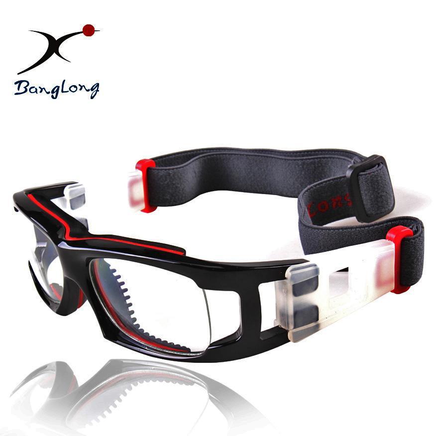 40a626b7524 New Basketball Goggles Sports Glasses Anti Fog Explosion Proof Eyewear  Frame PC Lenses Myopia Eyewear Frame Rack Wholesales Canada 2019 From  Youtour