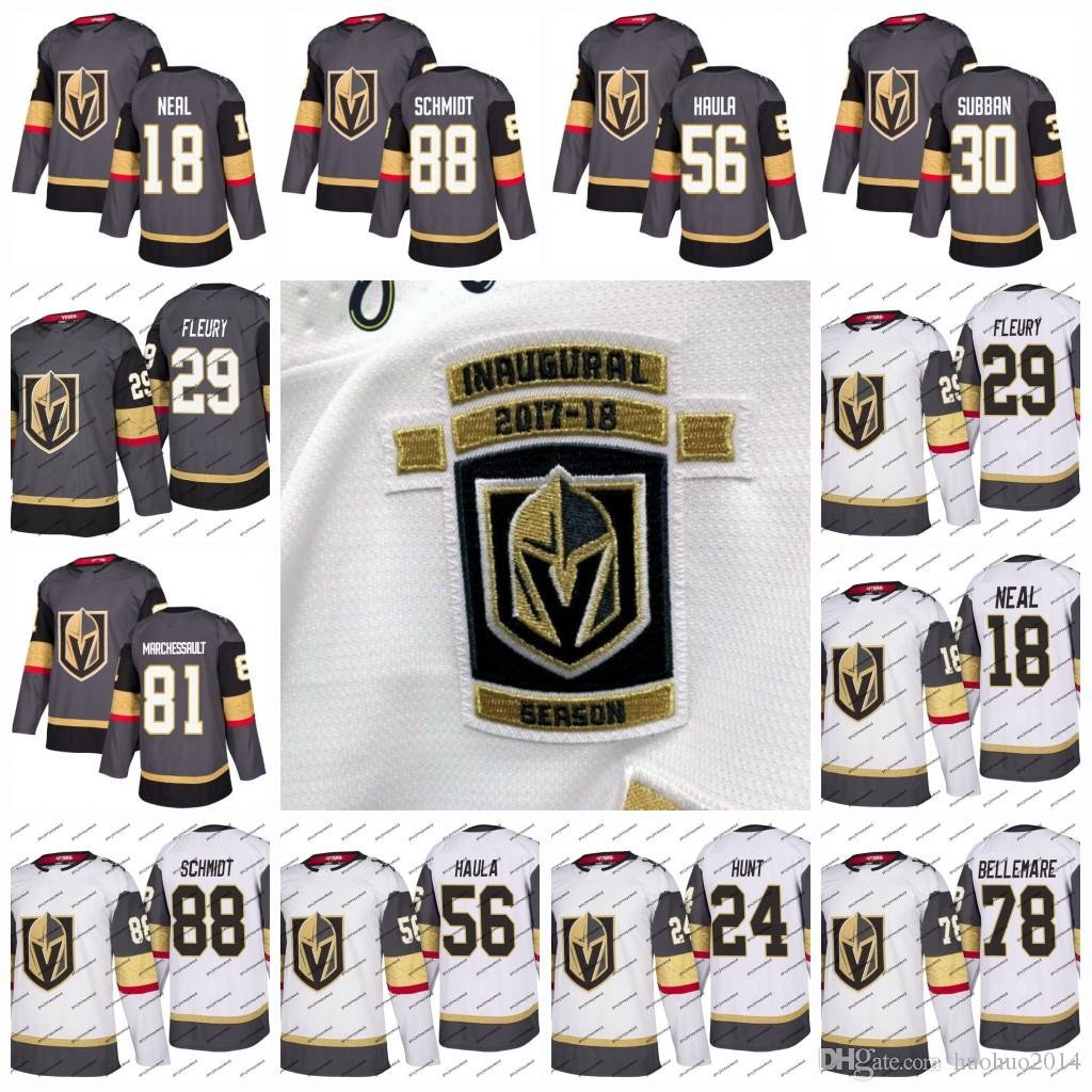 e8a65a5d4d8 ... cheap jersey black fanatics branded 55 nhl home breakaway 2018 81  jonathan marchessault vegas golden knights ...