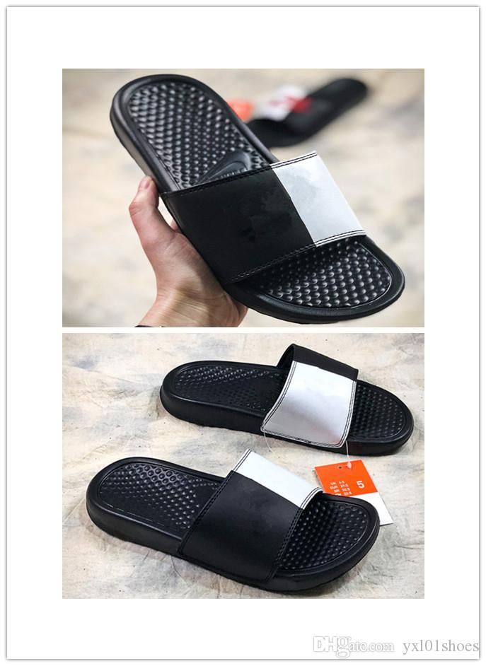 2018 New Arriva Sandals Fashion Men And Women Summer Slippers Beach Outdoor Shoes big discount for sale outlet get authentic prices for sale sale fashion Style 4qRsD