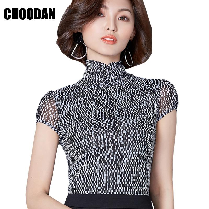 d059e17ef32d2d Cheap Sexy Hot Blouse Woman Best Wholesale Long Sleeve Sheer Blouse