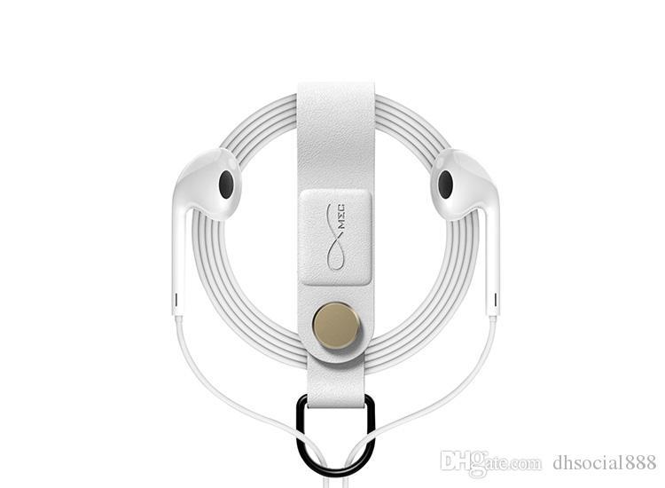 2019 Magnetic Earphone Cord Winder Wrap For Headphones Wrap Winder