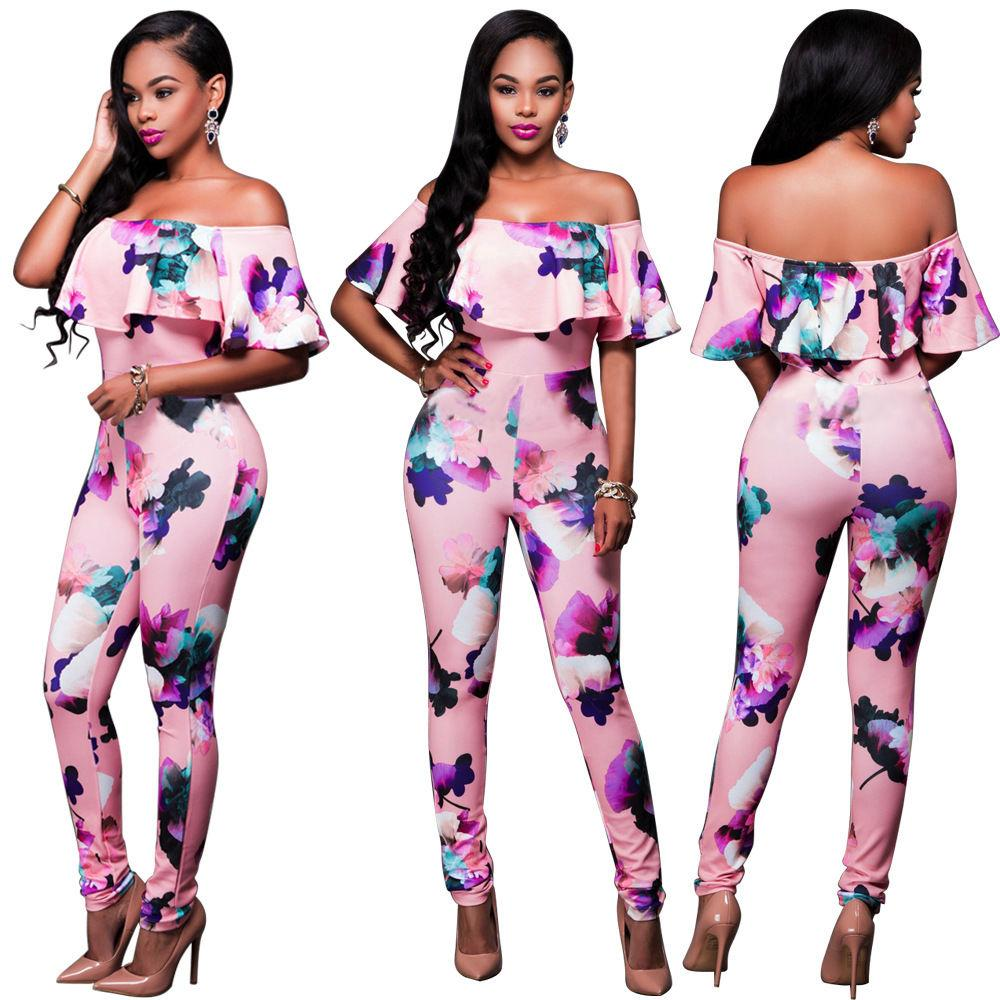 98f022c386 2019 2018 New Fashion Hot Sexy Summer Women Ladies Clubwear Playsuit  Bodycon Party Jumpsuit Romper Trousers New From Huoxiang