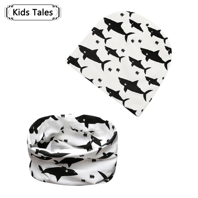 faade62e0 2018 Children's Animal Caps Seals Coon Baby Hats Baby Hat Scarf 2 pcs. Set  of Children Knied Hat Winter Hat SA008