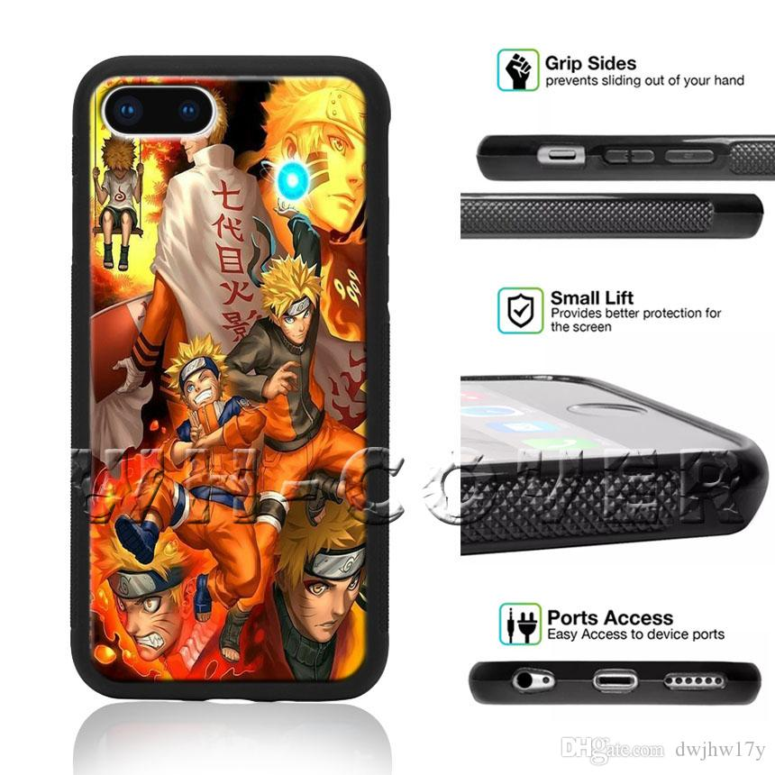 coque iphone 7 plus kakashi