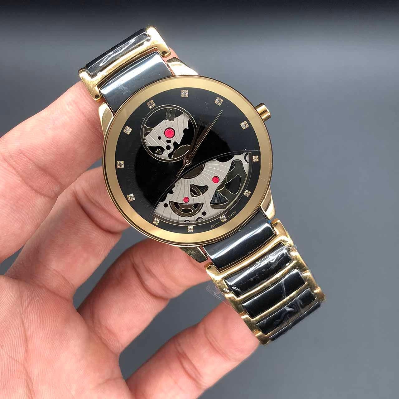 05708094240f Unisex Luxury Watches R30180162 Lady Famous Brand Modern Men S Qaurtz Fashion  Black Ceramic Watch Ladies Casual Designer Mens Sport Watch Watches Sales  Sale ...