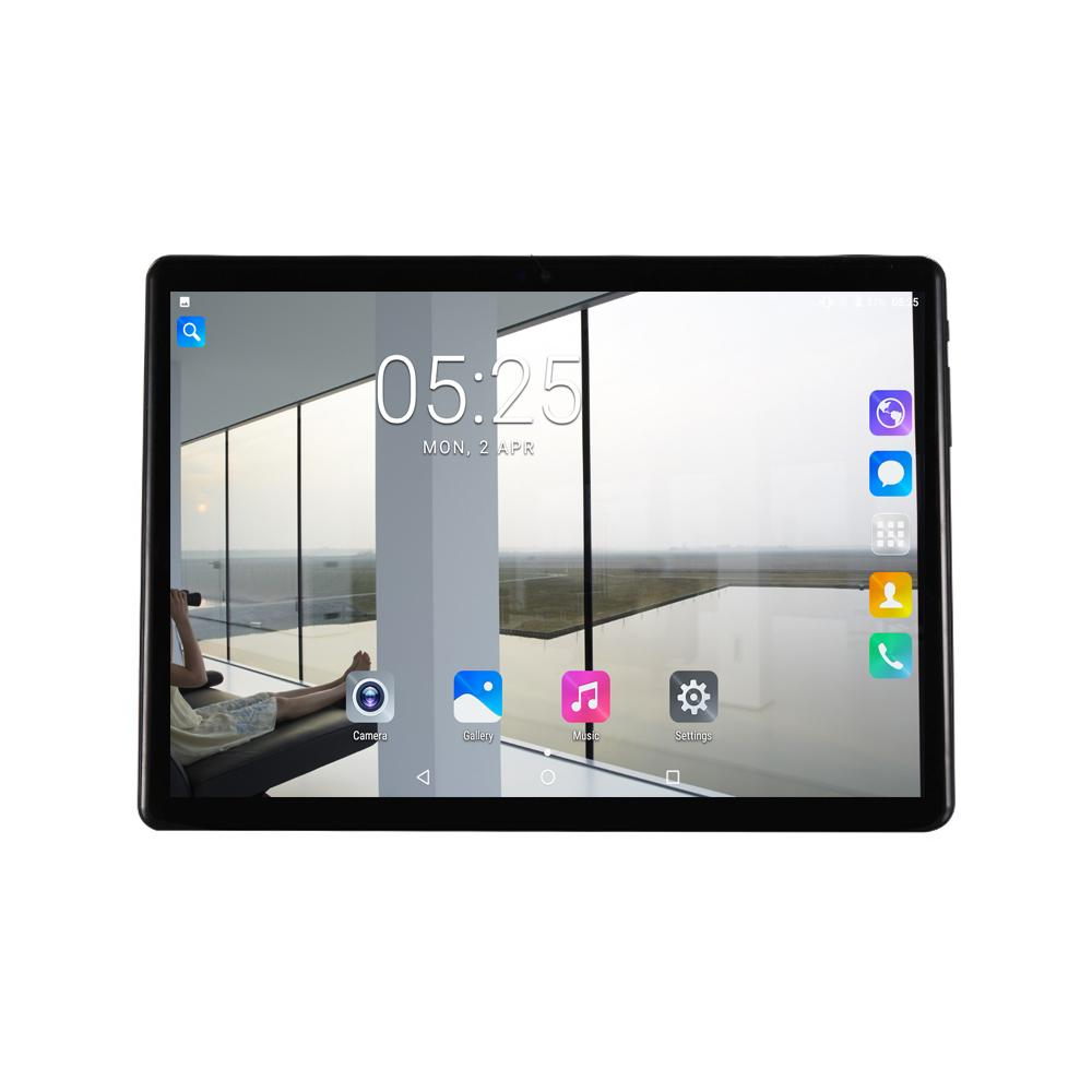 2018 Original 10 inch 2.5D Glass Screen 1920x1200 Android 7.0 OS 32GB ROM+64GB External Memory GPS Wifi 4G tablet pc 10.1