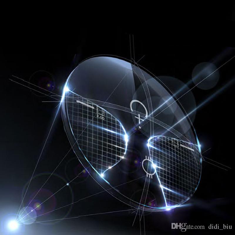 72e68bde80 Compre Espectáculo Multifocal Progresivo Interior Amplio Campo Anti Blue  Ray Transition Glasses Prescripción Personalizada Lente Óptica H1022 A  $114.52 Del ...