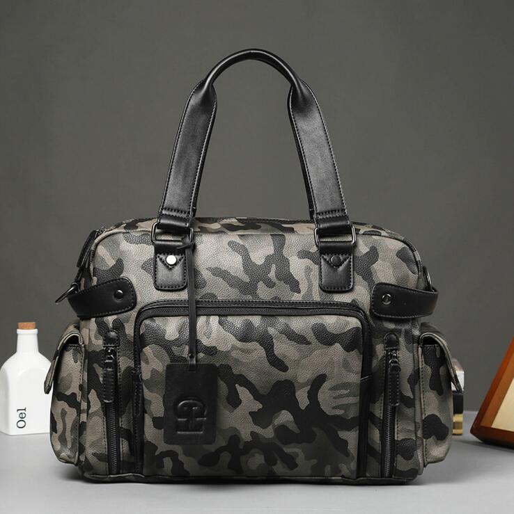 169bff3419 YESETN BAG 052617 Hot Sale Man Handbag Male Camouflage Large Tote Ladies Purses  Handbag Wholesale From Paradise03