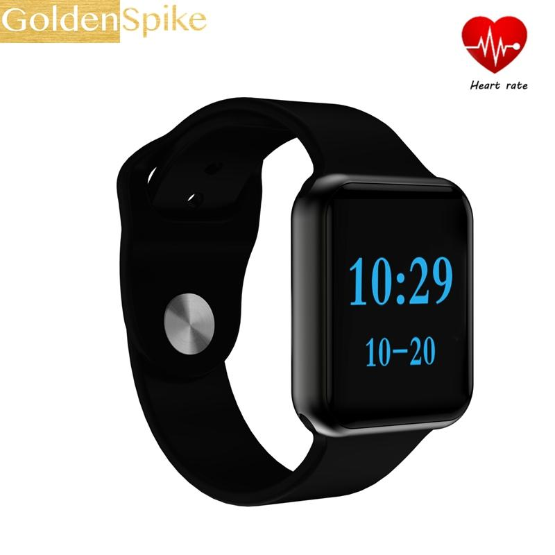 4 0 smartwatch I3S 2 5D arc face LCD support Heart rate ing IWO smart watch  for Android & IOS