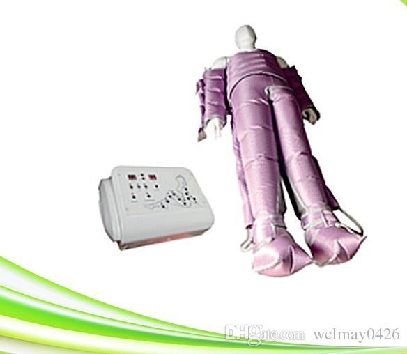 spa salon use blood circulation legs machine pressotherapy lymph drainage  massage pressotherapy machine