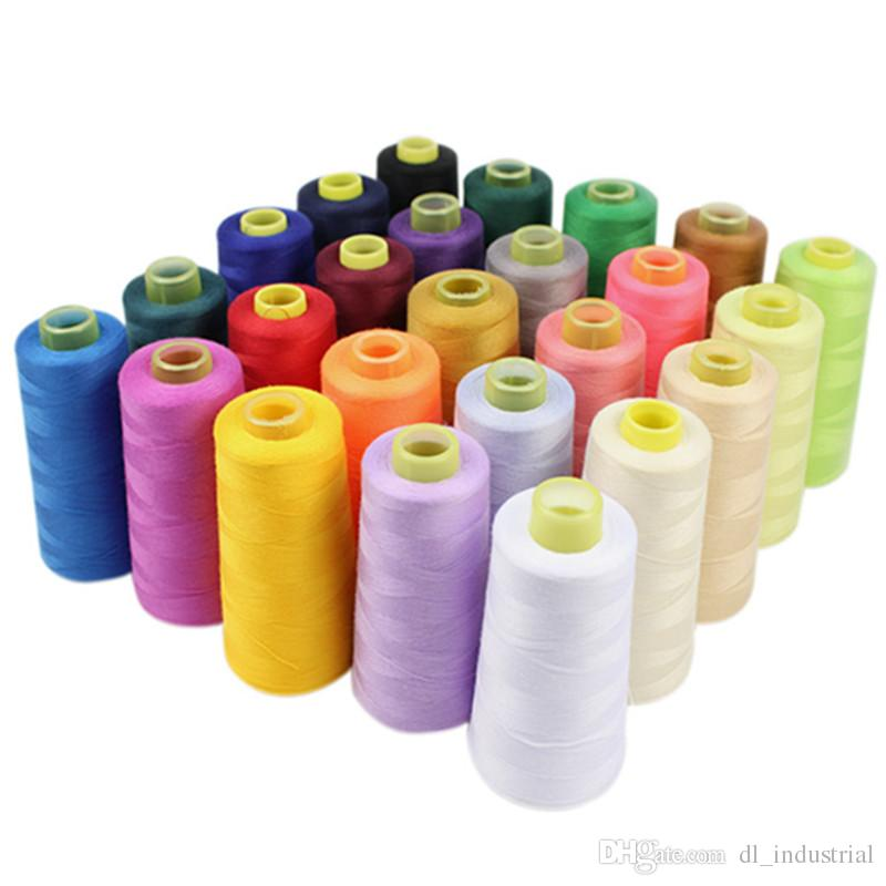 40 Polyester Sewing Thread Spec 40S40 For Household Sewing Gorgeous Polyester Thread For Sewing Machine