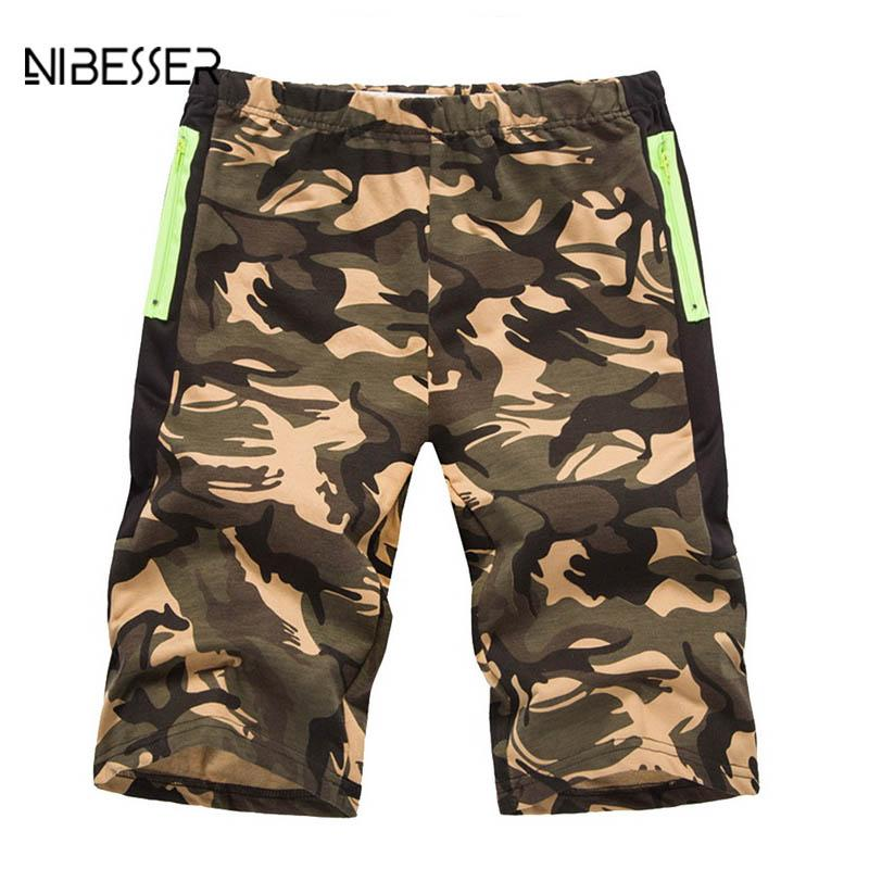 Men's Clothing Nibesser Summer Breathable Beach Shorts Men Hot Quick Dry Mens Shorts Casual Loose Drawstring Short Printing Knee Male Swimwear