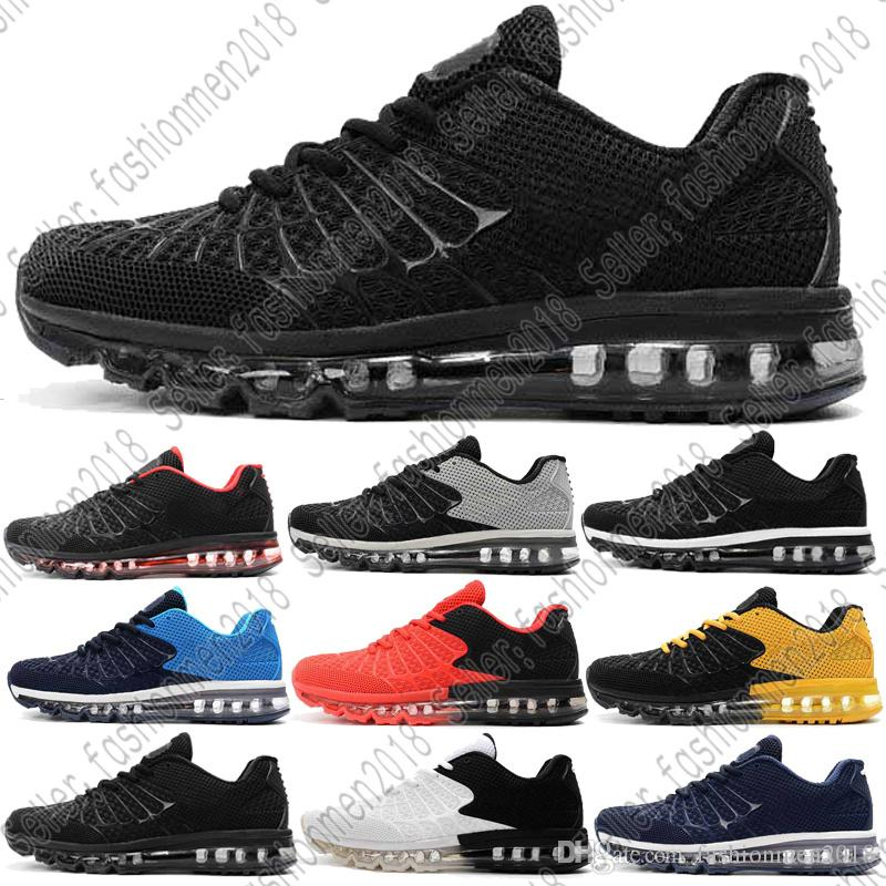 best loved 28f5a 48f66 Compre Nike Air Max Vapormax 2017 Descuento Atmospheric Cushion KPU Casual  Hombres Zapatos 2017 Spiderman Zapatos De Diseñador Negro Blanco Rojo  Impermeable ...