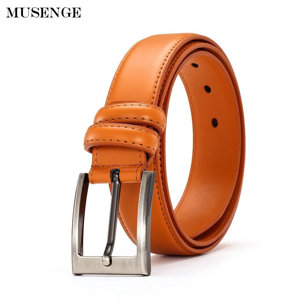 e65bcb891ac41 hommes en cuir véritable taille mâle boucle boucle ceinture ceintures pour  hommes jeans cinturon hombre ceinture homme cinto masculino luxe riem