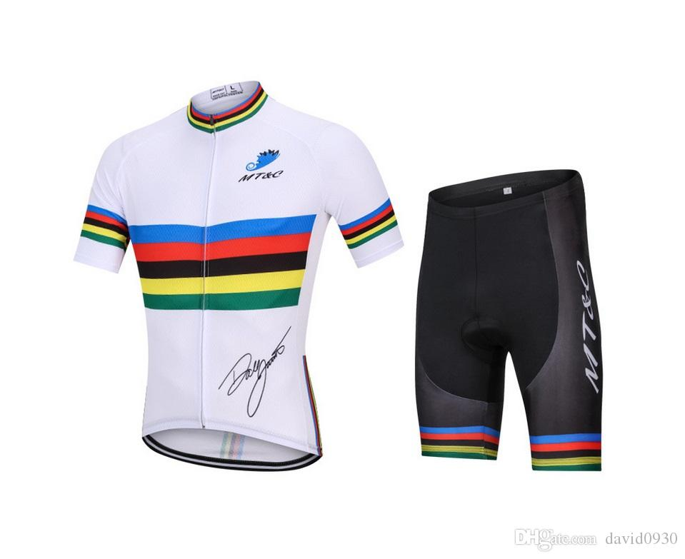 2018MT   C New Mountain Bike Short-sleeved Cycling Suits Men And Women Bike  Accessories Cycling Jersey Cycling Jerseys Cycling Online with  26.29 Piece  on ... 380a3b6d0