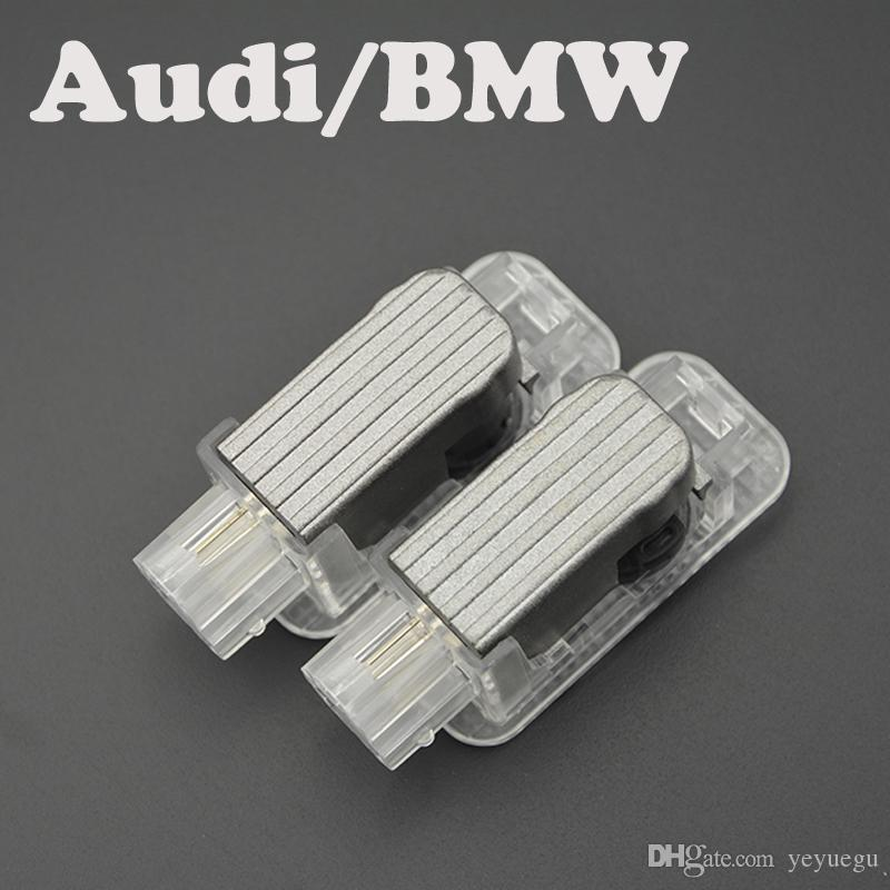 Car styling Car door lights logo projector welcome led lamp ghost shadow lights for Mercedes-Benz BMW Toyota Audi