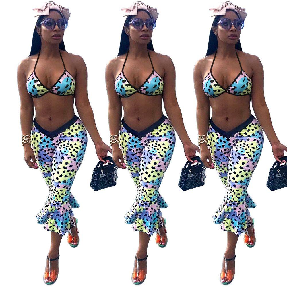 cb8473913d GL6024 Suit-dress Wave Point Camouflage Macarons Color Lotus Leaf ...