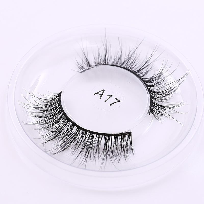 22 Stilleri 3D Vizon Kirpik 3D Vizon Saç Yanlış Eyelashes 100% Gerçek Vizon Kirpikleri Geçişi Sahte Göz Lashes Doğal Uzun Kalın Kirpik