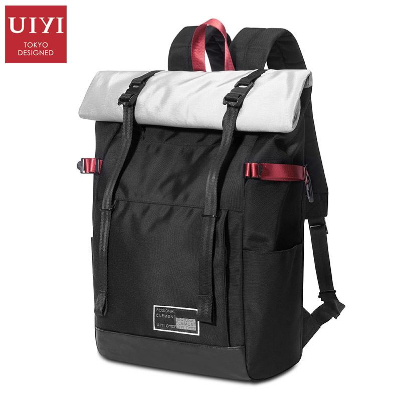 2e739784089e UIYI 2018 New Men S Backpack Men Black Fashion Trends Youth Student Leisure Travel  Men Bag Backpacks Computer Bags Backpacks Rucksack Jansport Backpacks ...