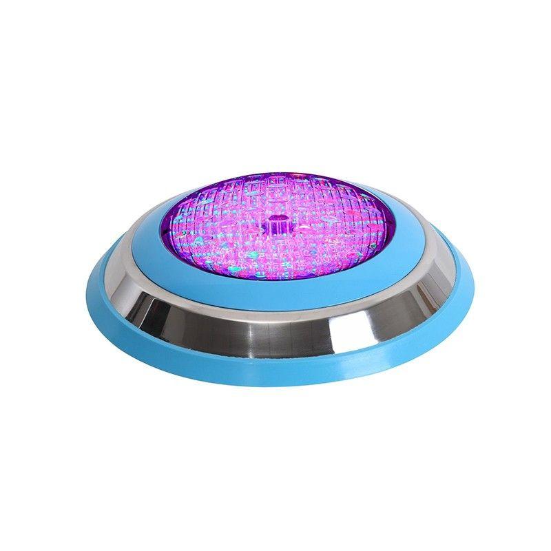 LED piscina IP68 AC12V Telecomando i RGB 18w 25w 35w 45w led illuminazione subacquea stagno led piscina