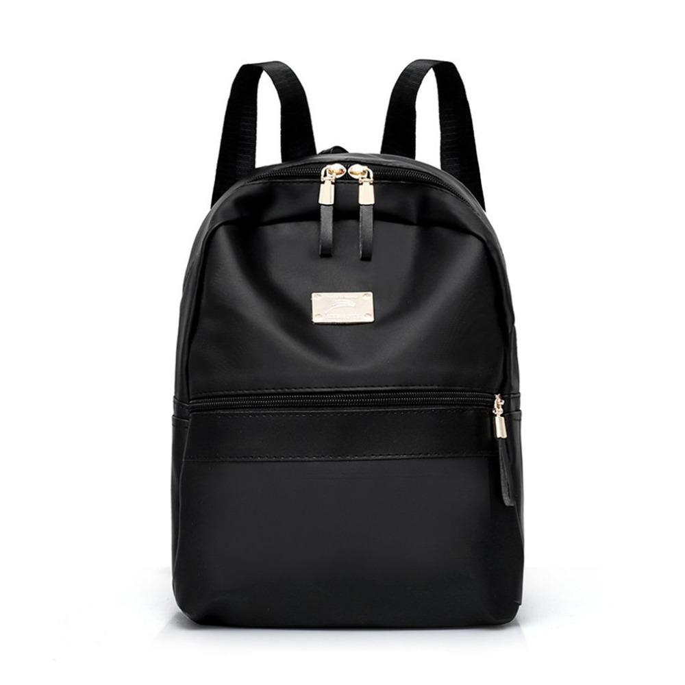 2019 Fashion 2018 All Match Style Backpack Shoulder Bag Large Capacity Stylish  Bags Simple Casual Waterproof For Travel Dating Daily Pack Mesh Backpack ... 24a31bd99a999
