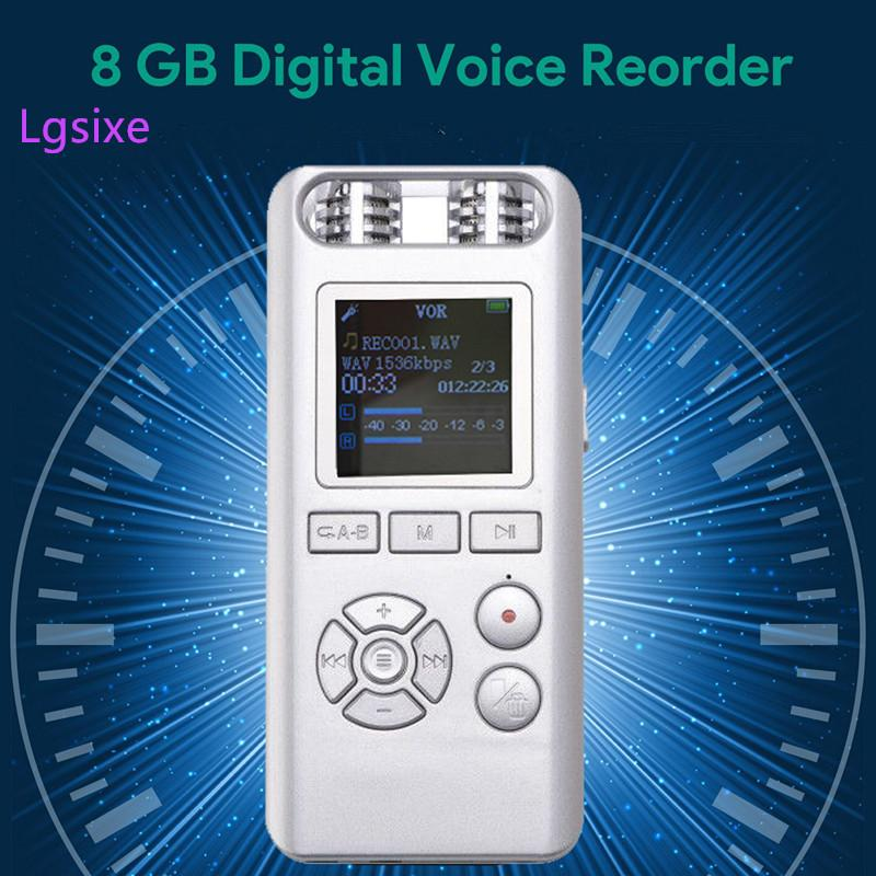 16 Gb Aufnahme Stift Hd Fernbedienung Automatische Noise Reduktion Fm Mp3 Recorder Audio Voice Recorder Diktiergerät Wav Mp3 Fm Player Digital Voice Recorder Unterhaltungselektronik