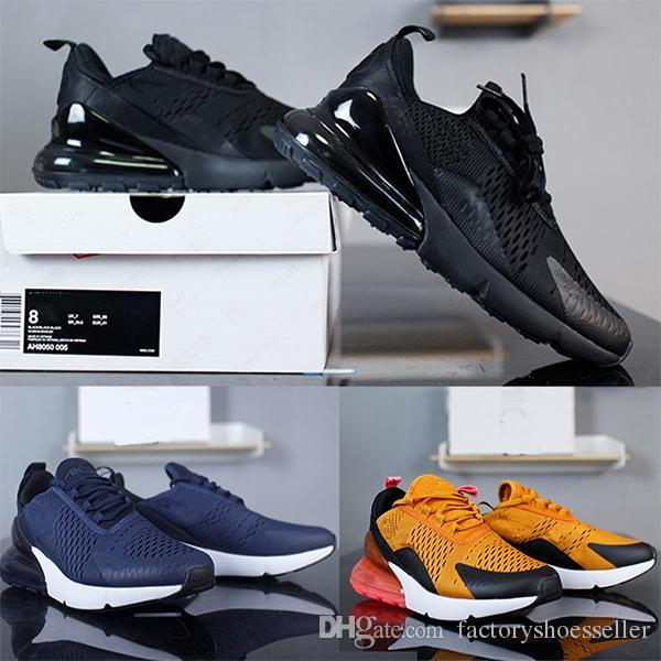 90468b0a1048af Winter Design Arrivals Flair Triple Black 270 AH8050 Trainer Sports Walking Shoes  Womens Flair 270 Sneakers Size 36 45 Selling Without Boxes Comfort Shoes ...