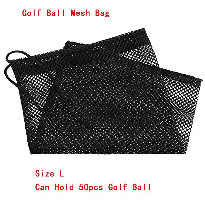 GOG Sports Mesh Net Bag Nylon Golf Tennis 12 25 50 Ball Carrying Drawstring  Pouch Golf Bags Accessories Golf Bags Cheap Golf Bags GOG Sports Mesh Net  Bag ... 27ff2772f7a91