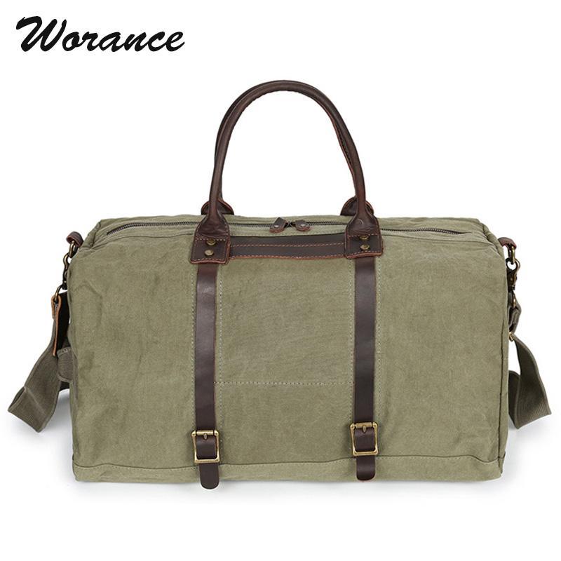 En Versátil De Worance Viaje Men Bolsa Vintage Carry 2018 Compre q4zFHH