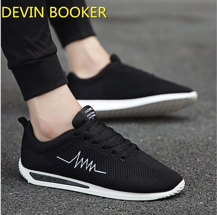 f63c67e9b2da New Listing Hot Sale Summer Mesh Ventilation Men Running Shoes Sneakers  D9399 UK 2019 From Raisins