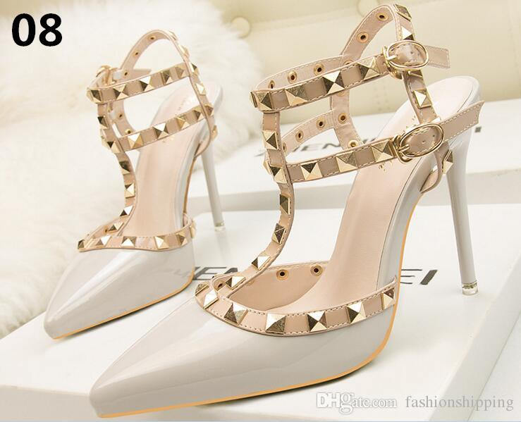 b0ab5607e4c Brand Fashion Women Pumps Leaf Flame High Heel Pumps Shoes For Women Sexy  Peep Toe High Heels Sandals Party Wedding Shoes Woman Mens Sandals Mens  Trainers ...