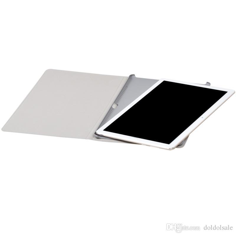 حافظة فاخرة مع واقي شاشة لهواتف هواوي ميديا باد M5 بحجم 10.8 بوصة - CMR-AL09 CMR-W09