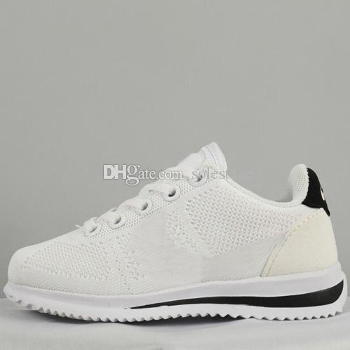 new arrivals 417d9 5d14e Kids baby cortez ultra moire shoe For boy girl children high quality  classic parent-child athletic outdoor sneakers casual shoes size28-35