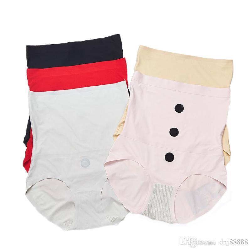 d38b54d12a Seamless High Waist Body Shaper Panties Tummy Belly Control Waist ...