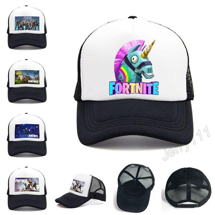 Compre Fortnite Impreso Gorras De Béisbol 23 Diseños Fortnite ...