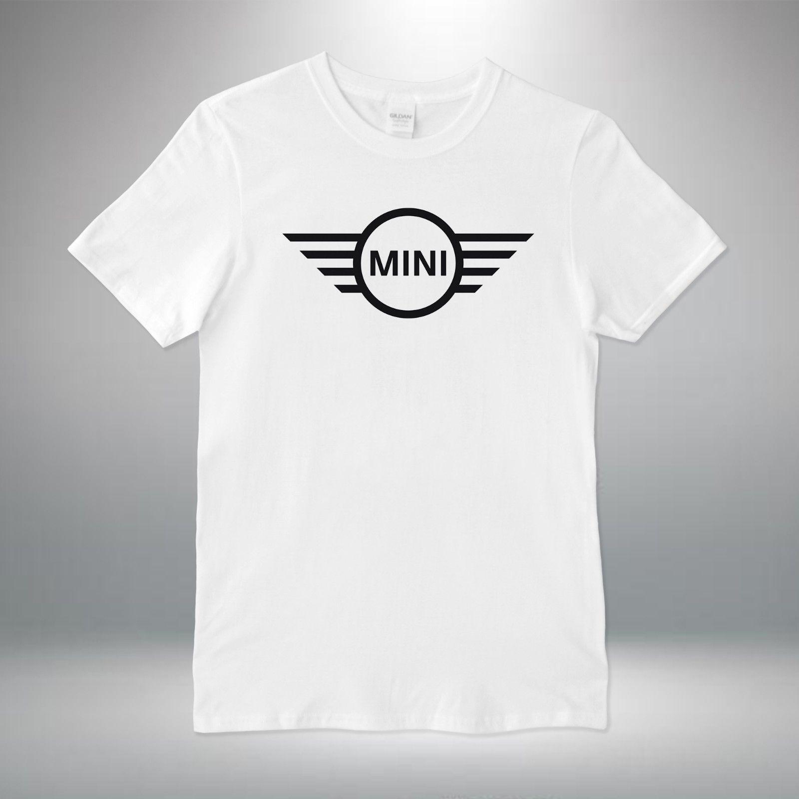Mini Cooper Logo Club Classic Awesome Car T Shirt Vest Top Men Women
