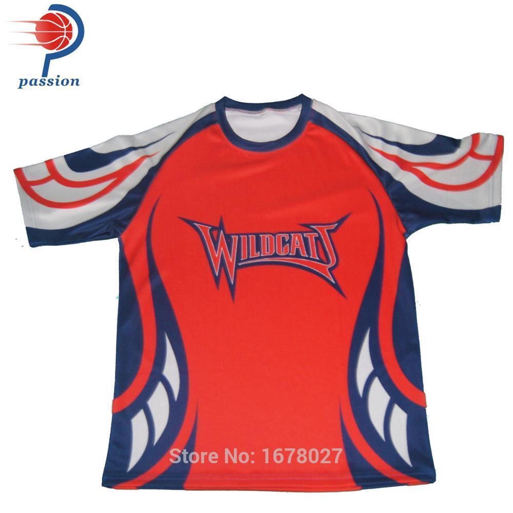 e2898bdbe7a 2019 Printed Custom Sublimation Club Rugby T Shirt From Yangmeijune,  $191.74 | DHgate.Com