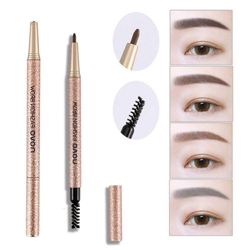 Novo Brow Makeup Set Eyebrow Pen Refill Eyebrow Stencils