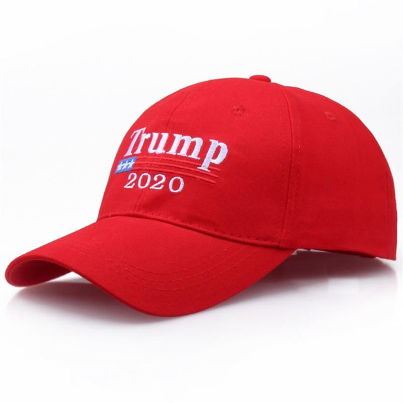 TUNICA 2020 Donald Trump Red Hat Re Election Keep America Great Embroidery  USA Flag MAGA New Cap Cotton Baseball Hat Cap Custom Hats Mens Hats From ... 8edf947a2c8