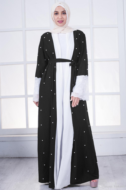نتيجة بحث الصور عن الفستان العباءة :