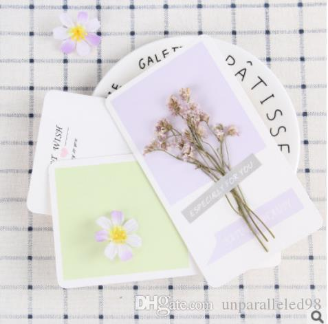 Großhandel Lehrer Tag, Grußkarten, Papier, Kleine Karten ...