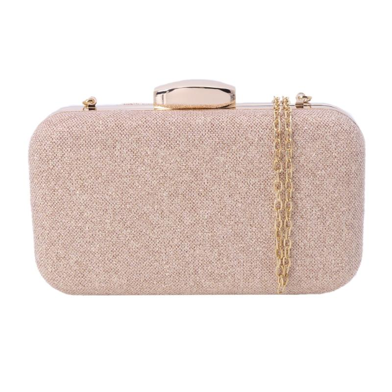 9c984cc4965c THINKTHENDO Women Evening Bag Glittered Clutch Wallet Wedding Party ...
