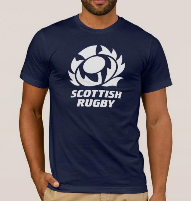 f7e81b29051 Best Sell <b>Scotland Rugby T Shirt</b> Top. Six Nations <b>Shirt</b>. 6  Nations .