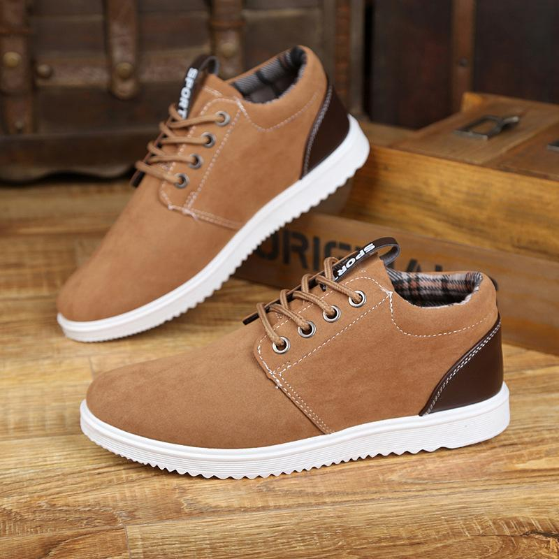 2018 New Fashion Men S Spring And Autumn Men S Casual Shoes Leisure
