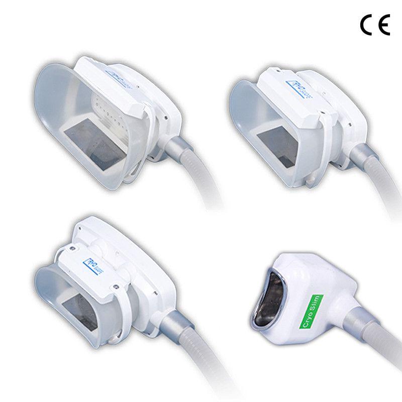 4 Handles Lipofreeze Criolipolisis Lipo Cryo Cryotherapy Fat Freezing Zeltiq cryolipolysis coolsculpting liposuction machine for Double Chin