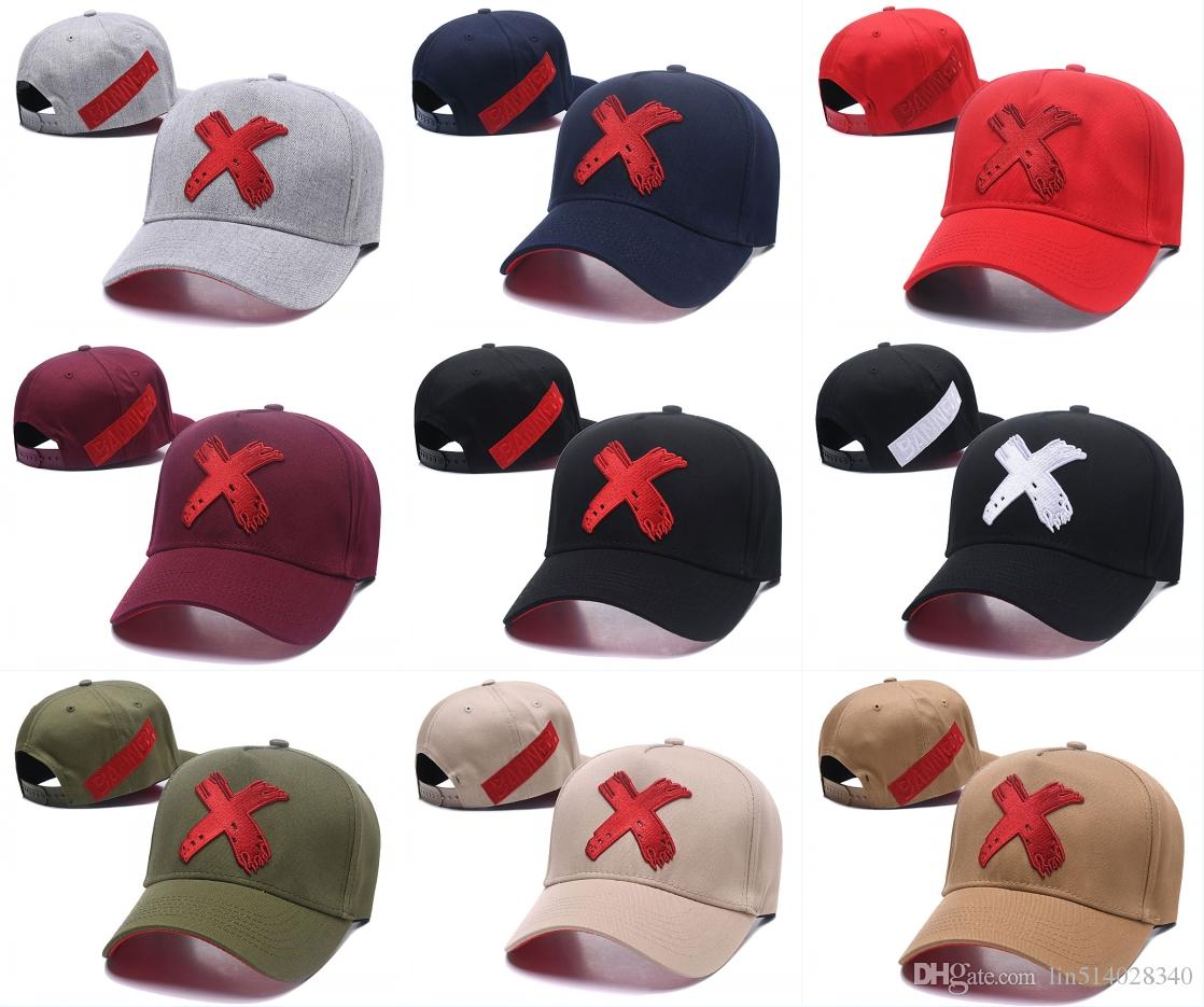 053b08f2b8b88f 2018 Men s Women s Fashion Banned CAPS Snapback Hats Flyers Baseball ...