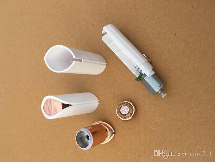 Women's Painless Facial Face Lip Chin Cheek Body Hair Removal Trimmer Shaver Portable Epilator Hair Remover