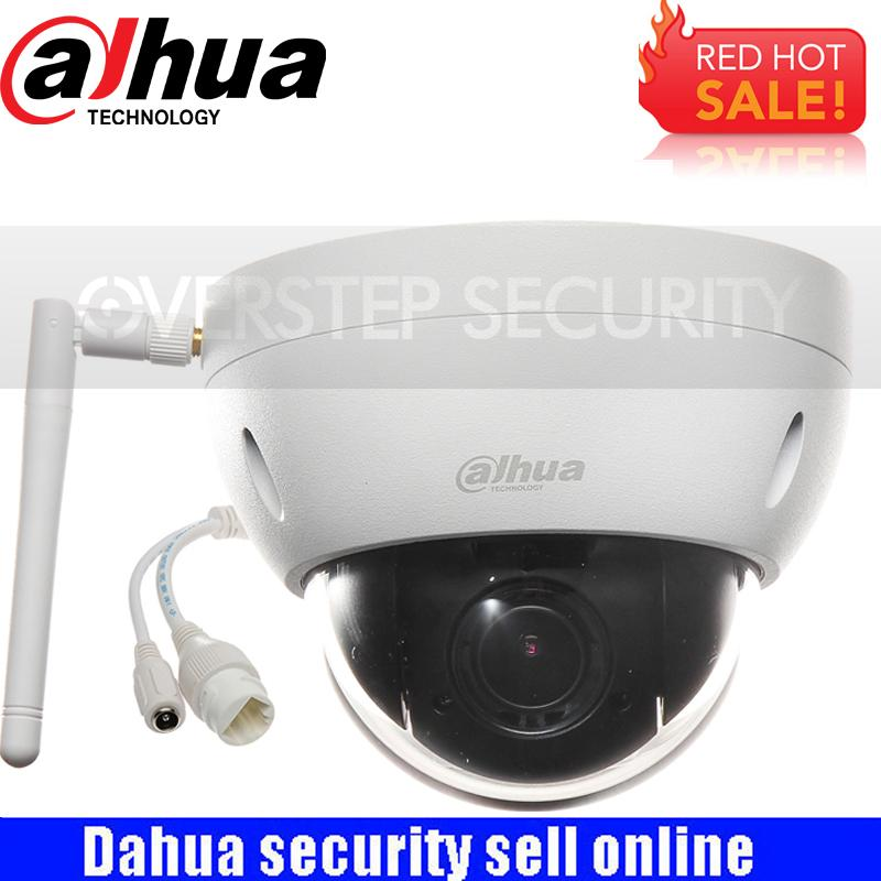 51688cf1b66 Original Dahua SD22404T GN W WiFI IP 4MP HD Network Mini PTZ Dome 4x  Optical Zoom Wireless IP CCTV Camera Security Internet Camera Security Ip  Camera From ...